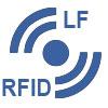 LF Handheld RFID readers