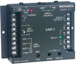 Bogen VAR1 Voice-Activated Relay