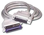 Datacard Parallel printer cable