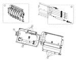 Datamax Platen Roller