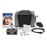 Fargo DTC1250e Printer System