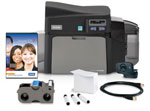 Fargo DTC4250e Printer System