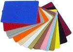 PVC-Cards Blank Colored Vinyl Card