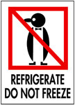 Packing Refrigerate Do Not Freeze