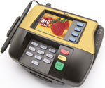VeriFone MX850