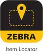 Zebra Item Locator