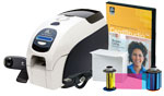 Zebra ZXP Series 3 ID Card Printer System