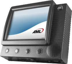 AML KDT900 Fixed/Vehicle Mount Data Terminals