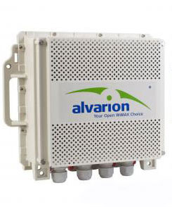 Alvarion BreezeMAX Data Networking Devices