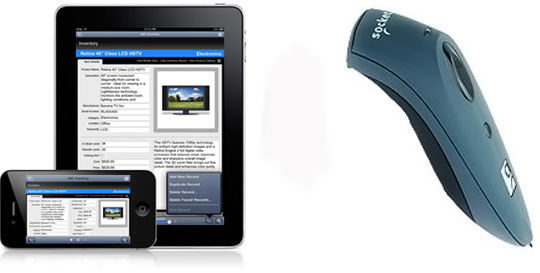 Apple iPad Compatible Scanners