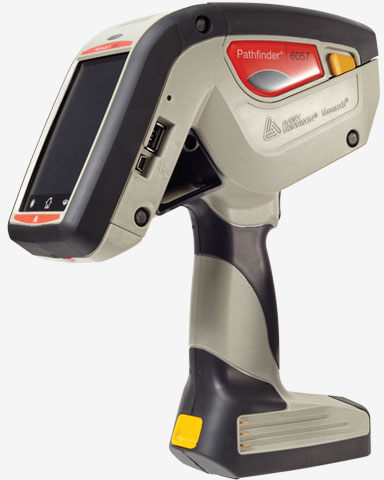 Avery-Dennison Pathfinder 6057 Portable Label Printer