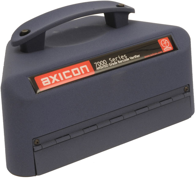 Axicon 7000 Series Barcode Verifiers