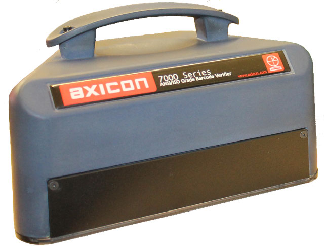 Axicon 7015-IP Barcode Verifiers