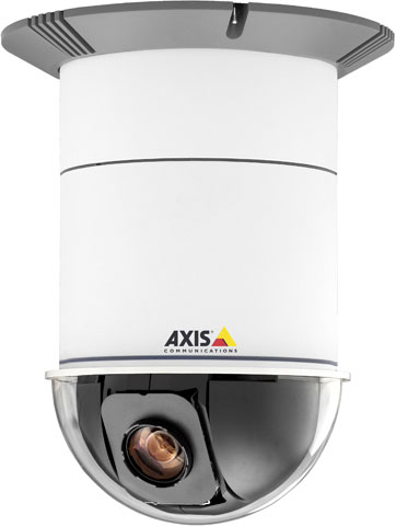 Axis 231D+ Network Dome Security Cameras