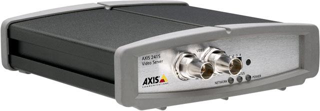 Axis 241S Surveillance Camera