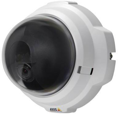 Axis P3301-V Network Dome Security Cameras