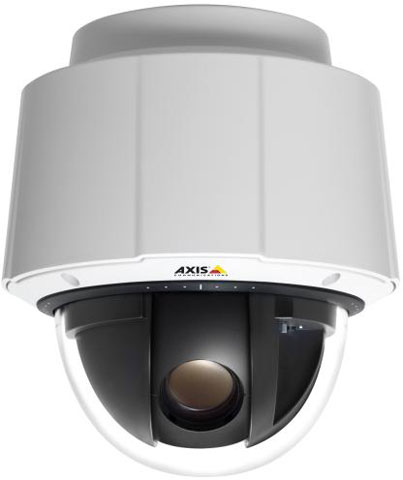 Axis Q6034 PTZ Network Dome Security Cameras