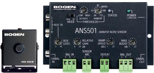 Bogen ANS501 Ambient Noise Sensor