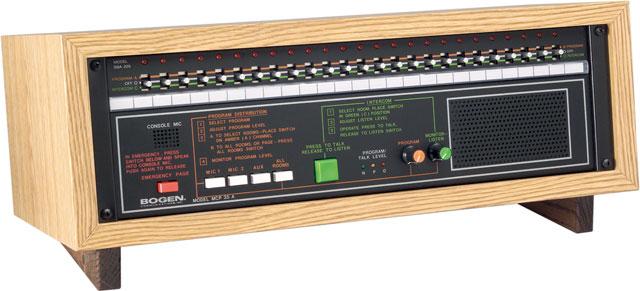 Bogen PI35A Control Center