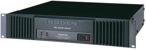 Bogen Black Max Power Amplifier