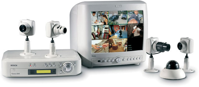 Bosch EAZEO Observation System Security Camera Systems