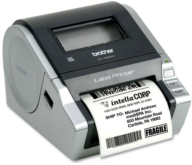 Brother QL-1060N - Great Prices at Barcode Discount
