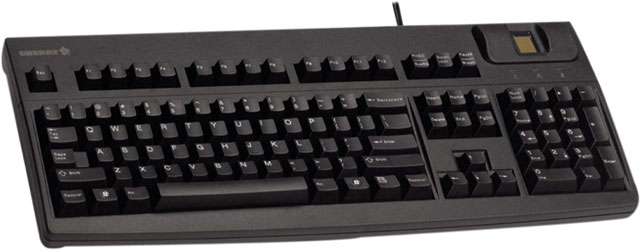 Cherry G83-14501 Point of Sale Keyboards