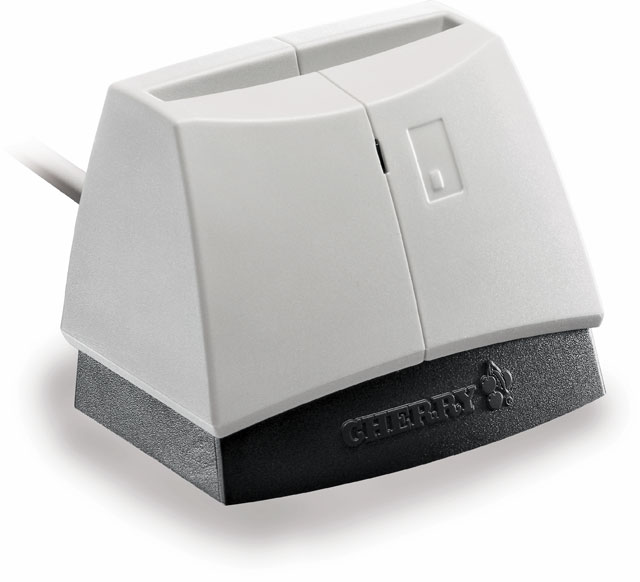 Cherry ST-1044U Smart Card Readers