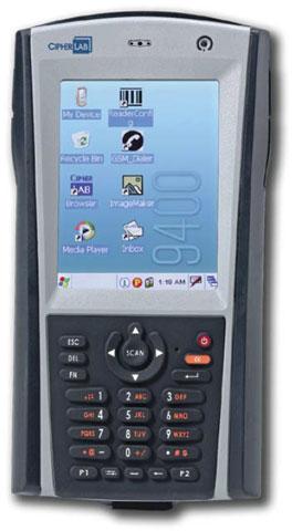 CipherLab 9400 Series Handheld Computers