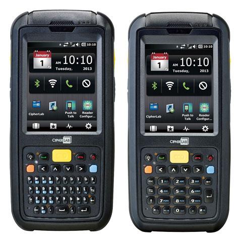 CipherLab CP60 Handheld Computers