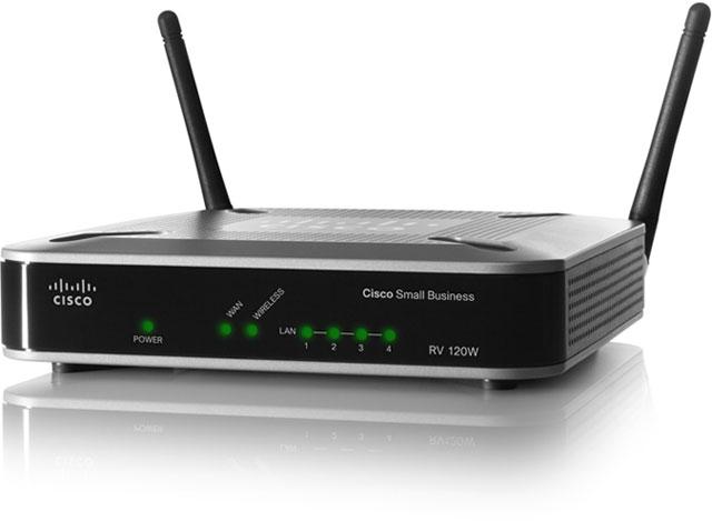 Cisco RV120W Access Points