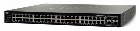 Cisco Stackable Managed Switches