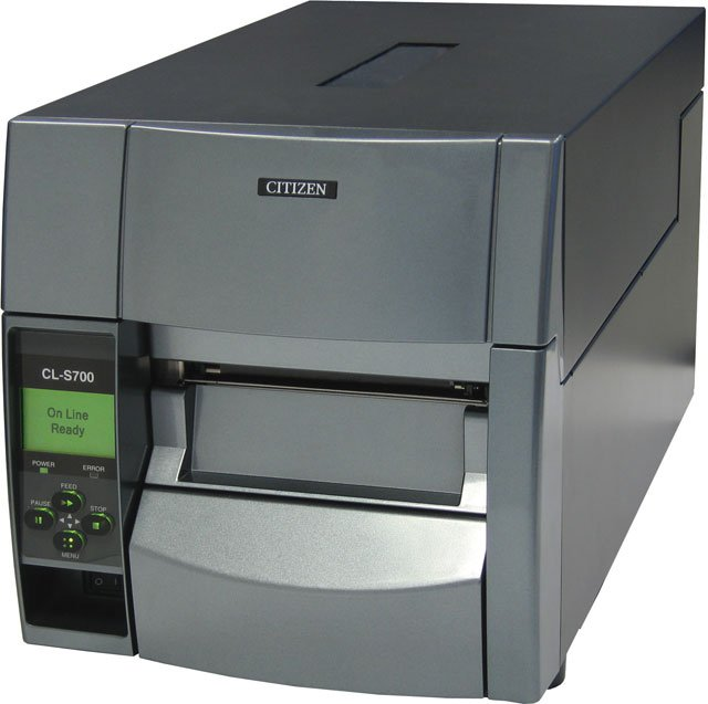 Citizen CL-S700 Thermal Barcode Label Printer