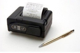 Citizen CMP-10 Portable Label Printer