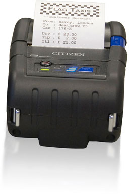 Citizen CMP-20 Portable Label Printer