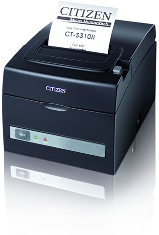 Citizen CT-S310II POS Printer