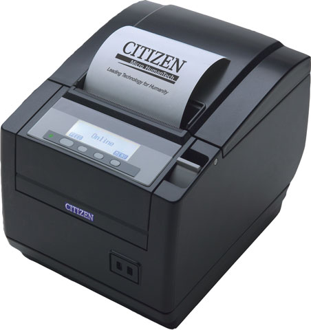 Citizen CT-S801 POS Printer