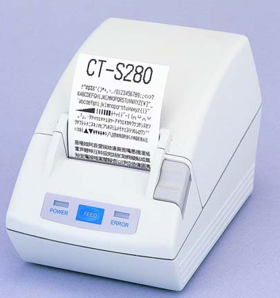 Citizen CT-S280 POS Printer