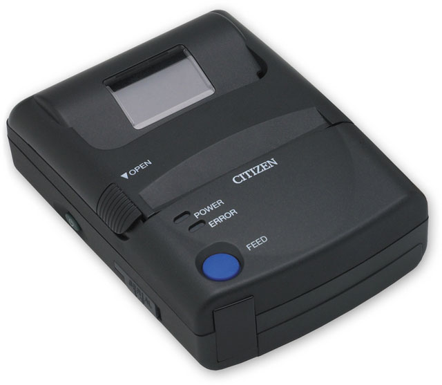 Citizen PD-22 Portable Label Printer