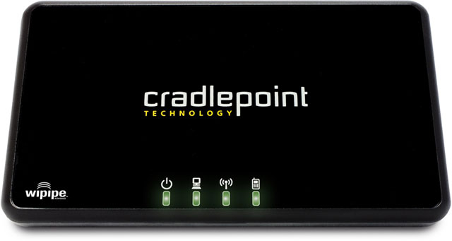 CradlePoint CTR35 Data Networking Devices