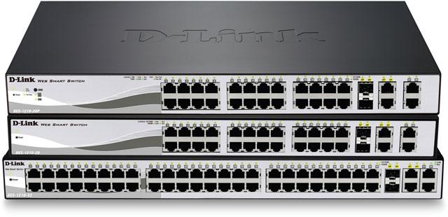 D-Link DES-1210 Series