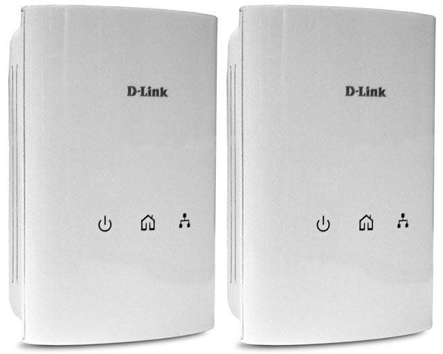 D-Link DHP-307AV PowerLine Network Starter Kit