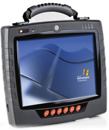 DLI 8500P Fixed/Vehicle Mount Data Terminals