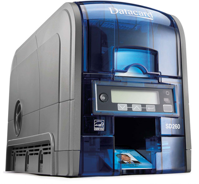 Datacard SD260 ID Printer