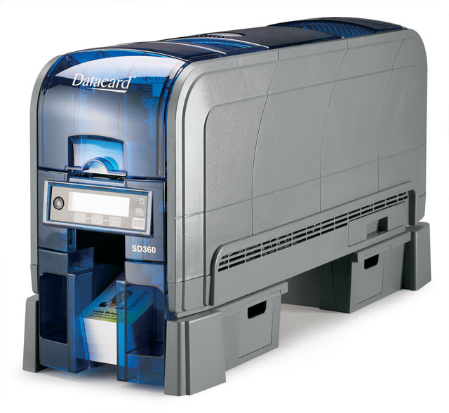 Datacard SD360 ID Printer