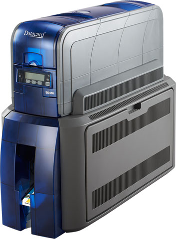 Datacard SD460 ID Printer