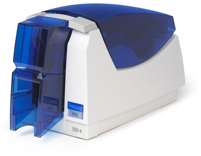 Datacard SP35 Plus ID Printer