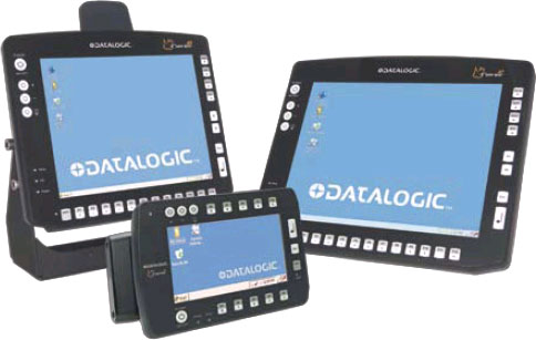 Datalogic R Series Fixed/Vehicle Mount Data Terminals
