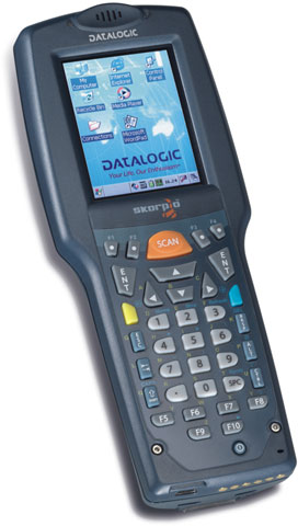 Datalogic Skorpio Handheld Computers