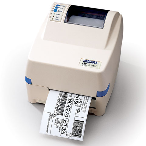 Datamax-O'Neil E-4203 Thermal Barcode Label Printer